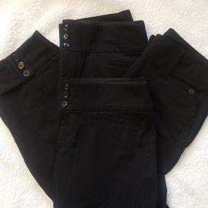 Pants - 4 Black Pants